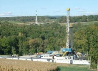 Taking the High Road to Utica Shale