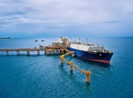 Russia, U.S. Compete For Asian LNG Market Share