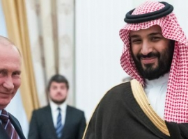 Saudi Arabia Calls The End Of Russia's Oil Prowess