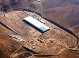 There Is No Dethroning Tesla As The Gigafactory Leader