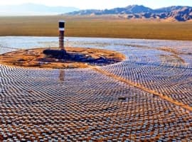 Morocco Pushes Huge Renewables Agenda In Disputed Western Sahara