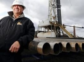 Oil Tycoon Hamm Slams EIA's Overoptimistic Shale Forecasts