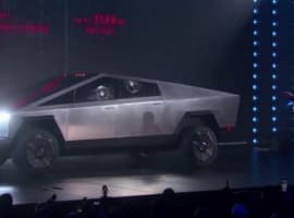Elon Musk Presents Tesla's Craziest Vehicle