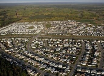 Fort McMurray Evicts Oil Sands Companies that Helped it Grow
