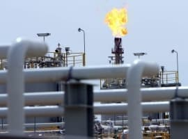 Oil Prices Correct Following Iranian Attacks