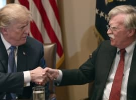 Oil Flashcrashes After Trump Fires Security Advisor Bolton
