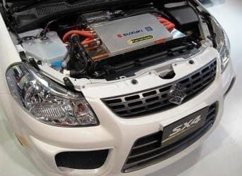Suzuki Starts Production of Hydrogen Cell Car Battery
