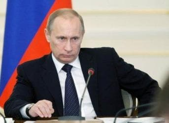 Putin Plays Down Russia's Deadly Dependence on Oil & Gas Revenues