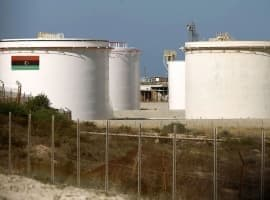 Airstrikes Disrupt Production At Libyan Oilfield
