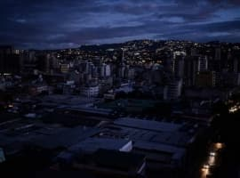 Venezuela's Oil Production In Jeopardy After New Blackout