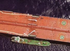 Traders Scramble To Find 'Plan B' As Sanctions Ground Chinese Oil Tankers