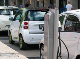 Oil Price Rally Boosts Electric Car Sales