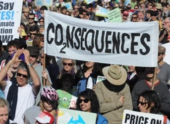 Anti-Fossil Fuel Movement Grows