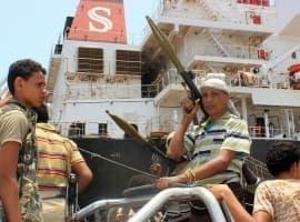 Houthis Rebels Hijack Saudi Ship Carrying Oil Rig