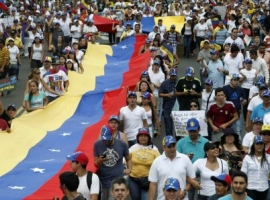 Venezuela Crisis Deepens As The World Take Sides