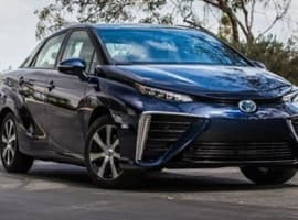 Why Are Shell And Toyota Backing Hydrogen Fuel Cell Vehicles?