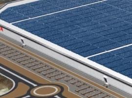 Solar roof gigafactory Tesla