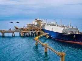 Aramco Looks To Build An LNG Fleet