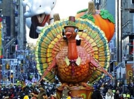 Thanksgiving Travelers Smash Records