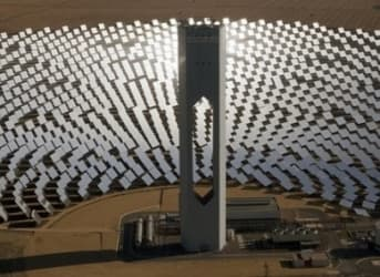 The World's First 24/7 Solar Power Plant