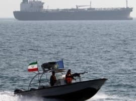 Iran Tries To Seize British Oil Tanker