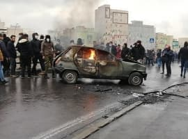 36 Dead Following Fuel Protests In Iran