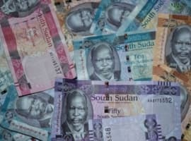 South Sudan Pound