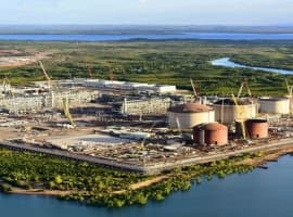 Australia Remains Dividend On Roaring LNG Sector