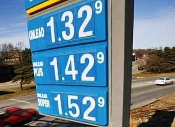 EIA Predicts Cheap Gasoline in Time for Holidays
