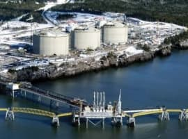 The End Of The LNG Glut