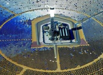 Terawatt Solar Farms By 2050?