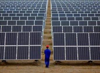 China Getting Serious About Solar Energy