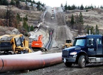 Northern Gateway Pipeline at Risk as Enbridge Faces the Flack over Oil Spill