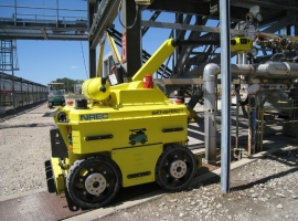 Total Deploys First Robots To North Sea