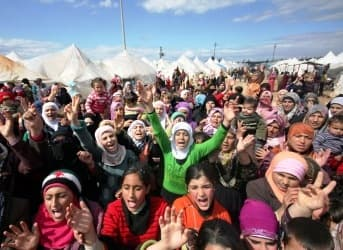 Syria, L'Enfant Terrible of Foreign Politics