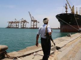 Houthi Rebels Detain Fuel Tankers At Oil Port Hodeidah