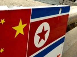 China Declares Support For Punitive Action Against North Korea