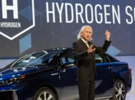 Hydrogen Fuel Tech Just Got A Major Boost