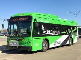 Nearly Half Of All Public Buses Will Be Electric By 2025
