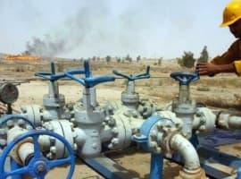 ISIS Sets Fire To Oil Wells Near Iraq's Kirkuk