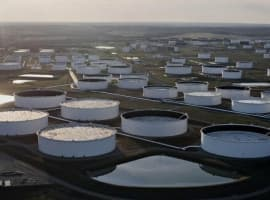 Massive Oil Product Build Sends Prices Lower