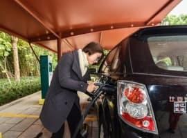Largest EV Charging Network Just Landed A Huge Deal With GE
