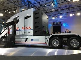 Can Hydrogen Trucks Kill Diesel Demand?