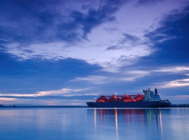 LNG Prices Soar On Rising Geopolitical Tension