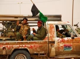 How Will The Libyan Oil War End?
