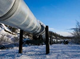 Canadian Oil Prices Crash After Keystone Spill