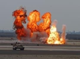 War Worries Send Oil Prices Soaring