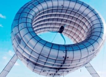 Will Airborne Wind Turbines Soon Float Above Our Cities?