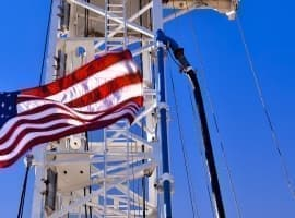 US Shale rig