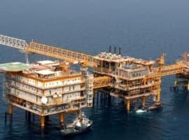 South Pars oil field